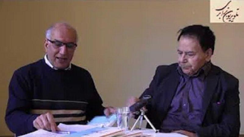 فرهنگ فلسفی نوشته فریدون شایان گفتگو با فریدون شایان نویسنده و پژوهش گر فلسفه