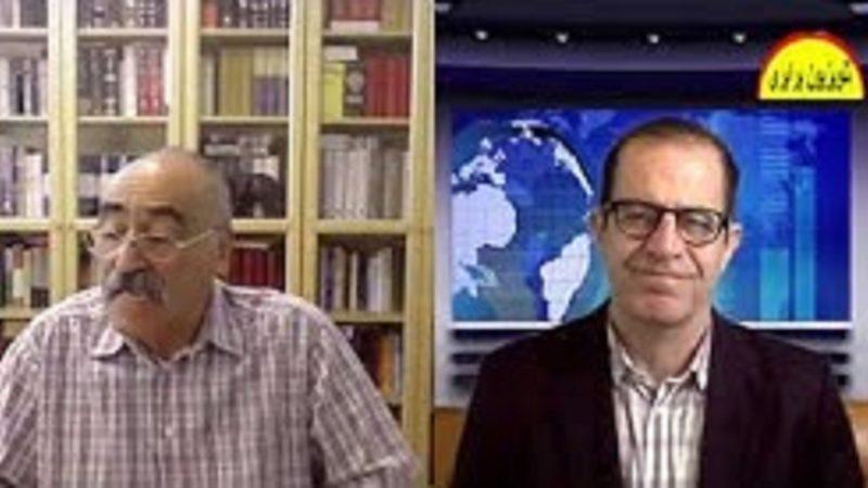گفتگوهای سیاسی هفته: برنامه ای از مجید دارابیگی و علی دماوندی