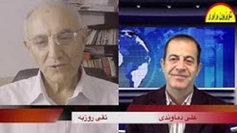 چشم اندازهای این هفته :برنامه ای از علی دماوندی و تقی روزبه