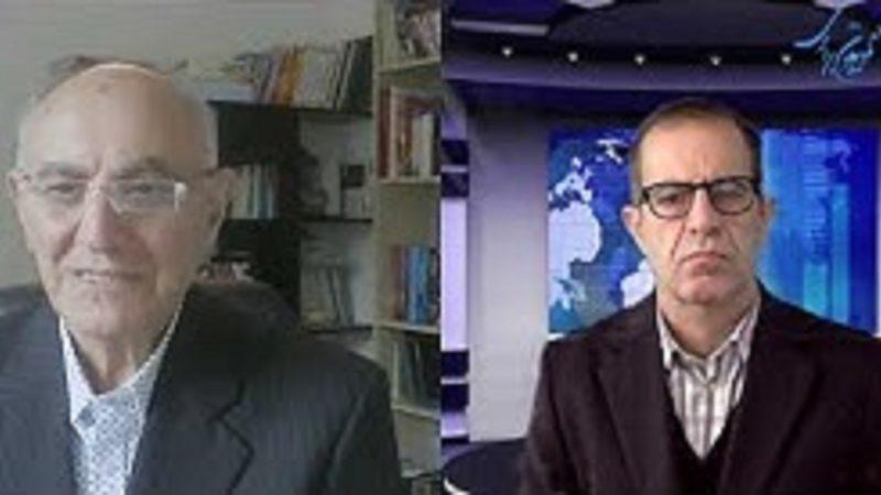 چشم اندازها :برنامه ای از علی دماوندی و تقی روزبه