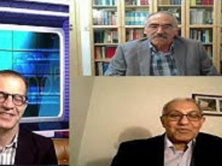گفتگوهای سیاسی هفته با ابراهیم آوخ ومجید دارابیگی