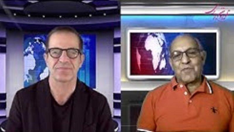 گفتگوی سیاسی هفته : علی دماوندی با ابراهیم آوخ