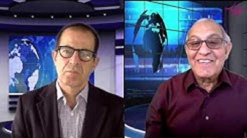 گفتکوی سیاسی هفته با علی دماوندی وابراهیم آوخ