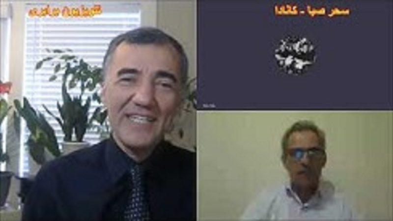 نگاهی به مسایل کارگری و سیاسی روز با سحرصبا، عمرمینایی و آرش کمانگر