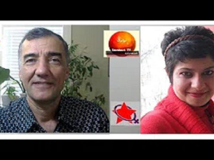 گفتگوی آرش کمانگر با شادیار عمرانی بمناسبت روز جهانی مبارزه با خشونت علیه زنان