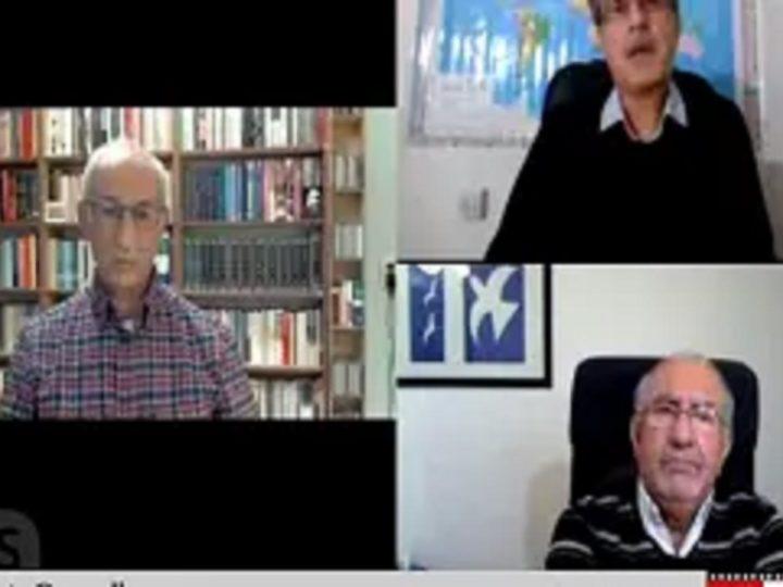 گفتگوی لادن توکلی با حسن حسام، صلاح مازوجی و اصلان جوادزاده درباره آزادی موقت شماری از فعالین کارگری زندانی