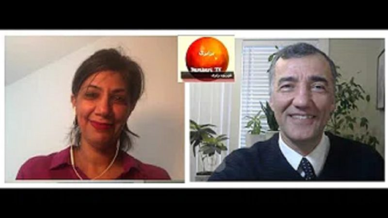 نقش زنان در جنبشها و خیزشهای مردم ایران، گفتگو با مینا خانی