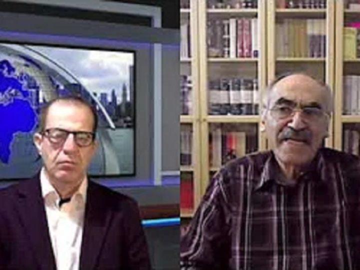 قیام آبان ومساله حقوق بشر:علی دماوندی و مجید دارابیگی