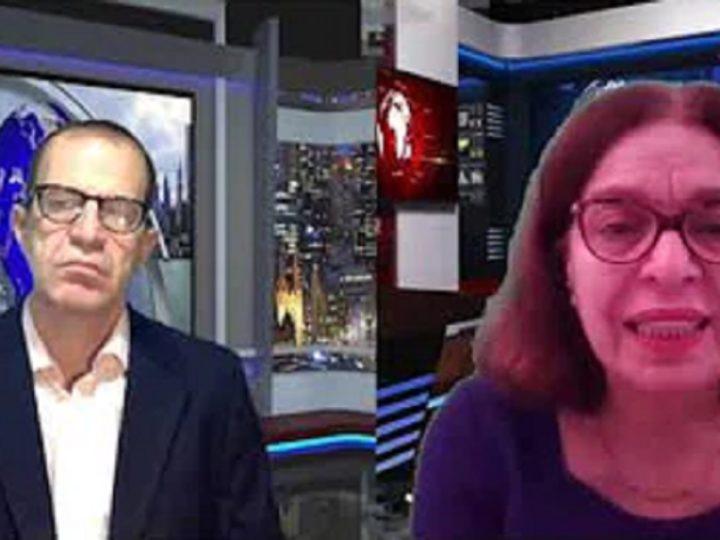گفتگوی علی دماوندی با فریبا ثابت: نقش زنان در قیام آبان