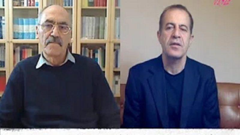گفتگوهای سياسی برنامه ای از علی دماوندی و مجید دارابیگی- بحران زيست محيطی در ايران