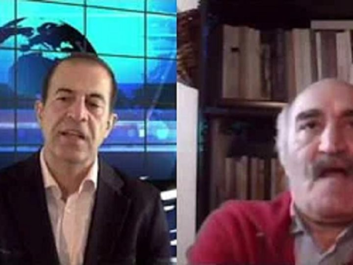 حماد شیبانی و علی دماوندی :قیام مردم عراق واهداف و راهکارهای آن