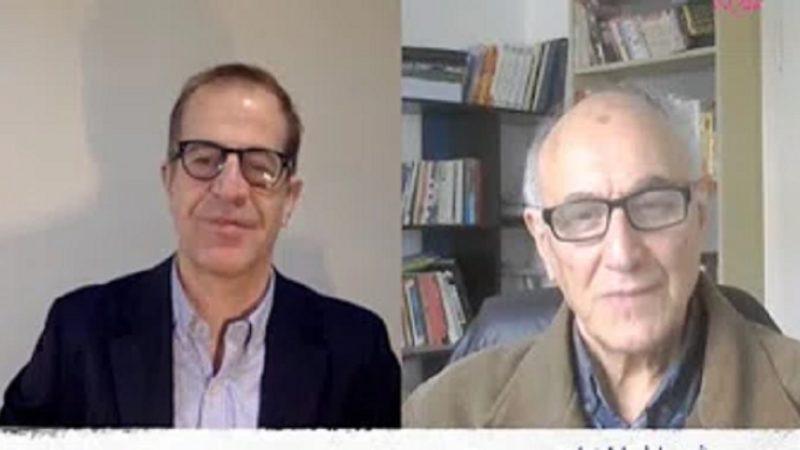 چشم اندازها: برنامه ای از علی دماوندی و تقی روزبه