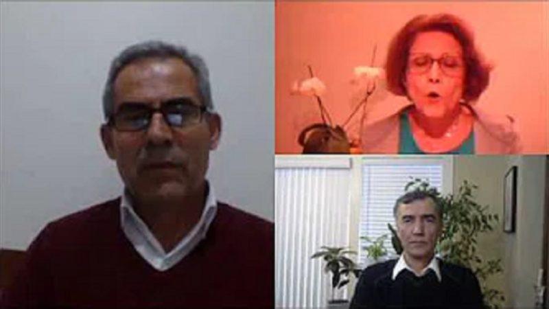 یک هفته پرتلاطم در ایران، مکثی بر گسست جنبشها، با مرجان افتخاری، عمر مینایی و آرش کمانگر
