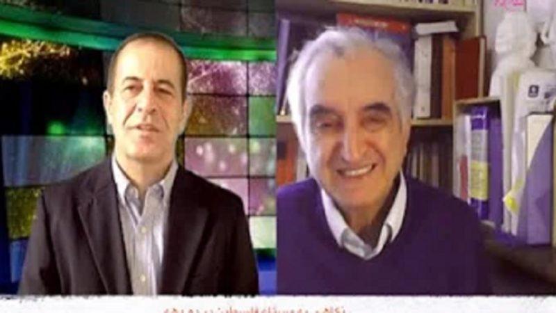 گفتگوهای سیاسی – نگاهی به مسأله فلسطين در دو دهه گفتگوی علی دماوند با بهروز عارفی