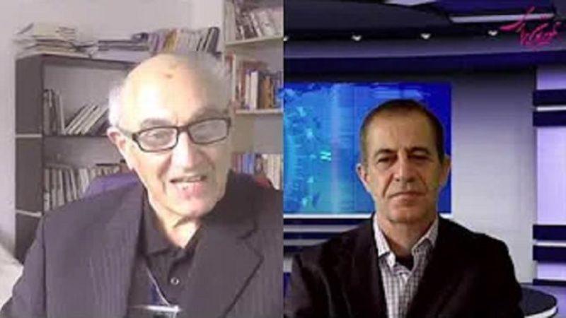 چشم اندازها: گفتگوی علی دماوندی با تقی روزبه