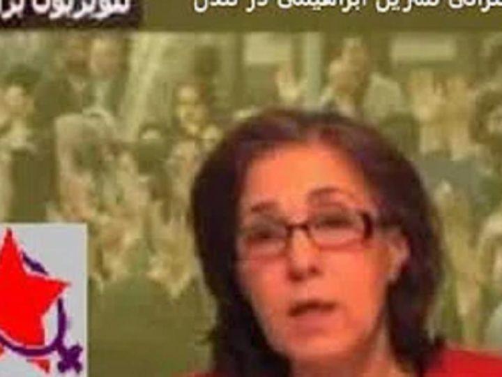 سخنرانی نسرین ابراهیمی در لندن: تغییرات ساختاری در وضعیت زنان و جنبش آنها