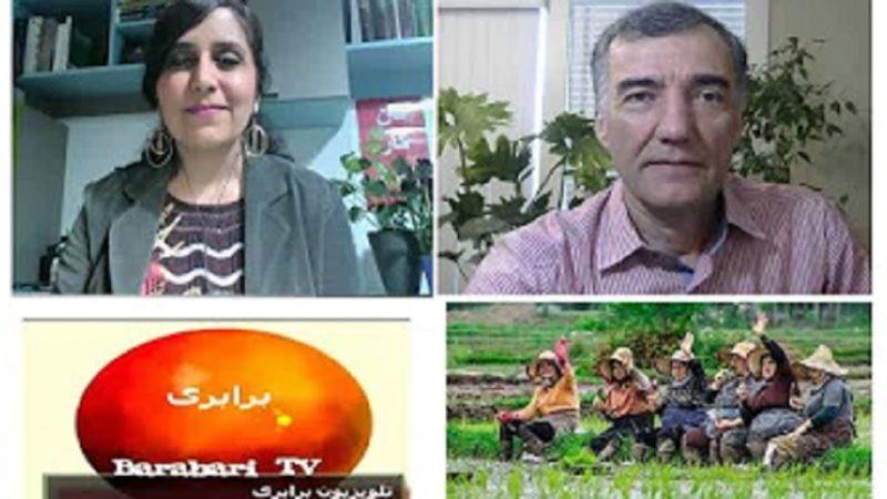 گفتگو با اعظم بهرامی کنشگر و پژوهشگرمحیط زیست و فعال حقوق زنان