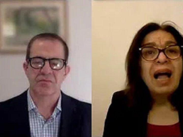 گفتگوی علی دماوندی با فریبا ثابت : ویژگیهای جنبش زنان درآستانه هشتم مارس