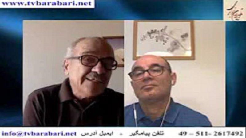 نگاهی به مقوله امنیت ملی در نظام جمهوری اسلامی در گفتگوی ربیع نیکو با محمد علی امینی