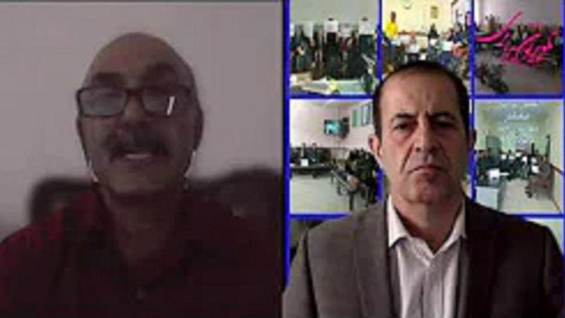 گفتگوی علی دماوندی با رسول بداغی: معلمان زندانی را ازاد کنید