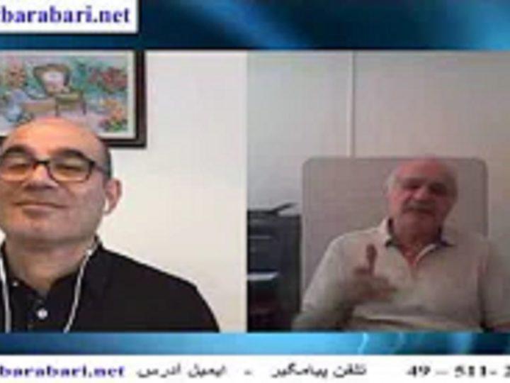 گفتگوی ربیع نیکو با بهروز فراهانی پیرامون ارسال مشتقات نفتی ایران به ونزولا و حاشیه های پیرامون آن