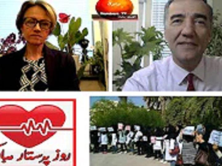 به مناسبت روز جهانی پرستار، گفتگو با مهرافاق مقیمی فعال جامعه پرستاران