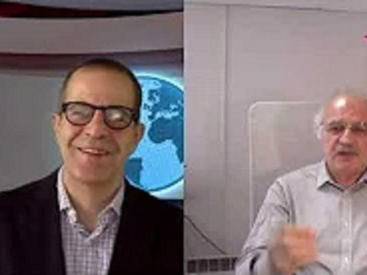 گفتگو : علی دماوندی با بهرو ز فراهانی -آلترناتیو