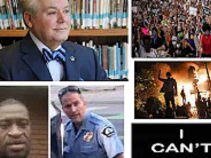 شورش علیه راسیسم در امریکا، گفتگو با دکتر سیروس بینا در مرکز این خیزش: مینیا پولیس
