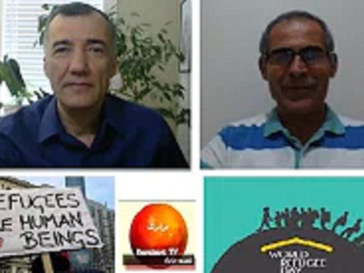 به مناسبت 20 ژوئن روز جهانی پناهنده و تشکیل شورای همبستگی پناهجویان و پناهندگان ایرانی در ترکیه