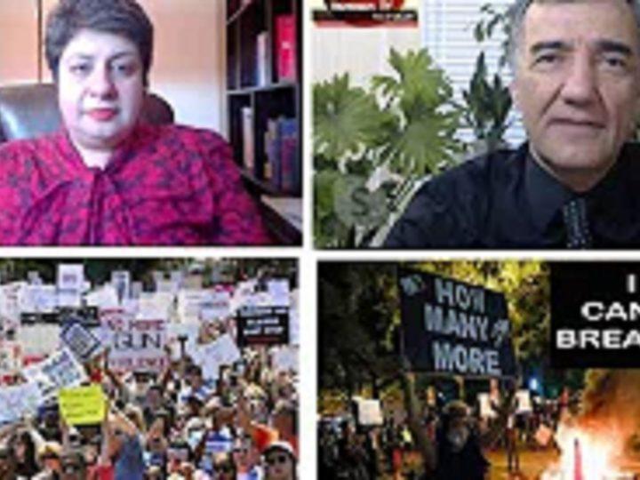 خیزش علیه نابرابری در امریکا، گفتگو با شادیار عمرانی روزنامه نگار در ایالت واشنگتن