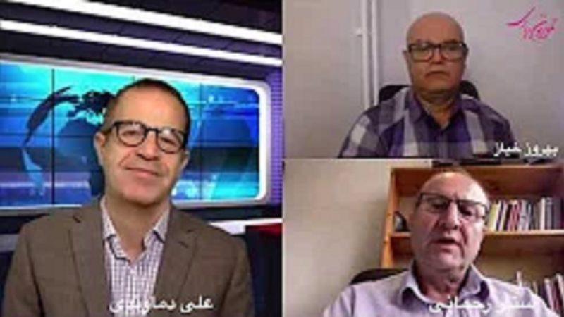 تریبون کارگری : ستار رحمانی، بهروز خباز و علی دماوندی