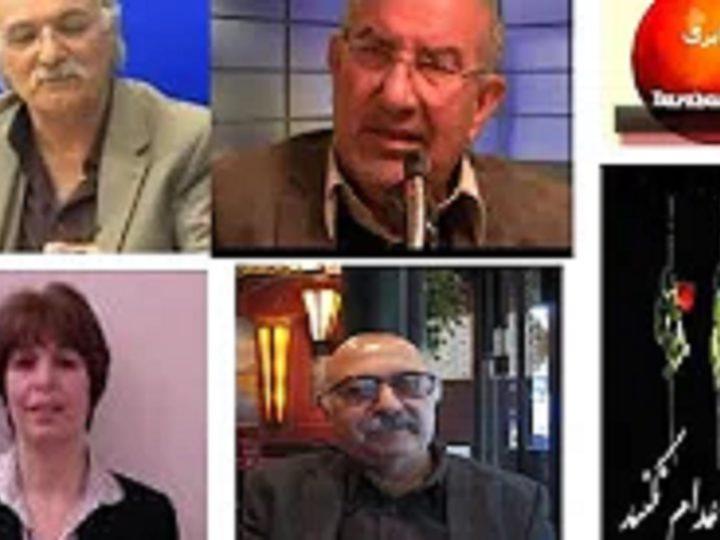 آرشیو: درباره مجازات اعدام، میزگرد حسن حسام با فریبا ثابت، حسین دولت آبادی و شهاب برهان