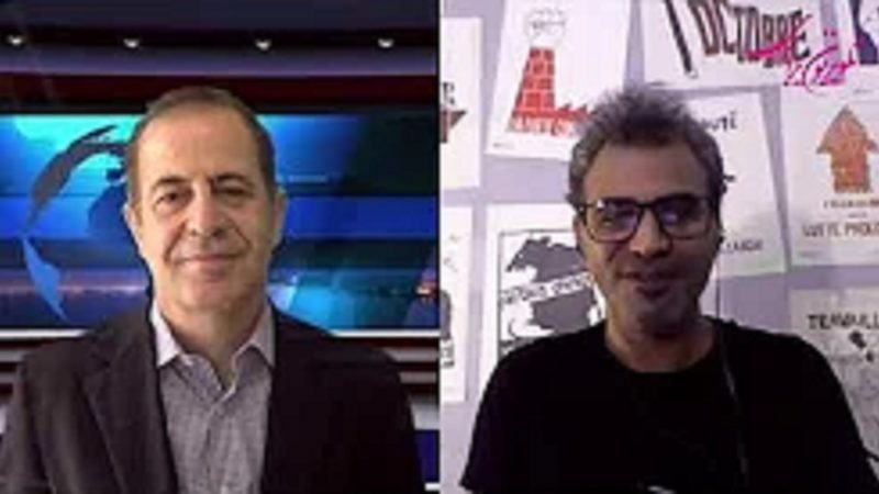 تریبون کارگری: علی دماوندی با میثم آل مهدی ،نگاهی به جنبش کارگری خوزستان
