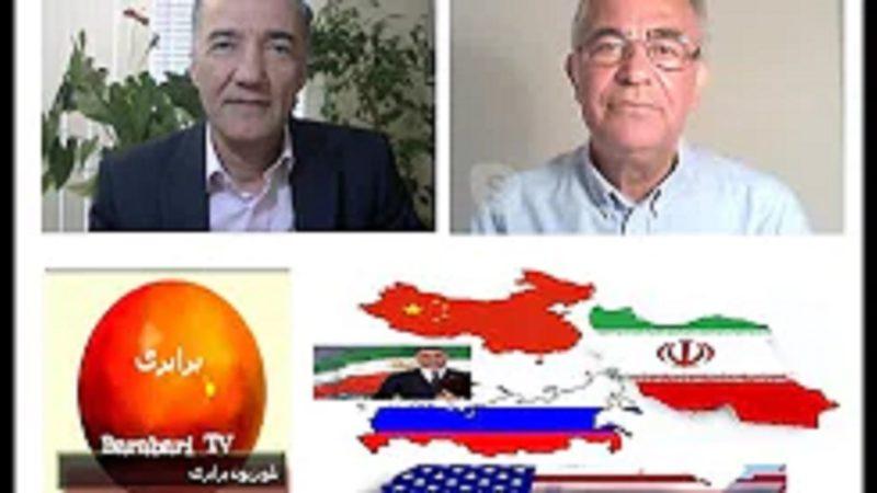 ترکمنچای قرن 21 نگاهی به قرارداد 25 ساله چین و ایران و موضع اپوزیسیون بویژه رضا پهلوی