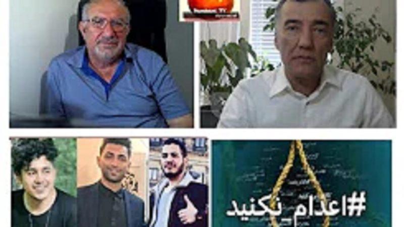 دیالوگ هفته: کمپین نه به اعدام و فرا افکنی رسانه ها و اپوزیسیون راست، با حسن حسام و آرش کمانگر