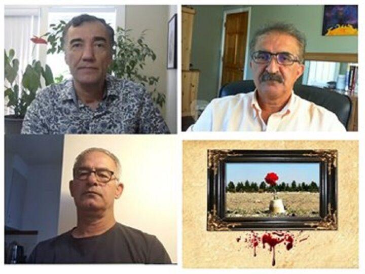 گفتگو با دو زندانی سیاسی سابق: مهرزاد دشتبانی و علی دروازه غاری