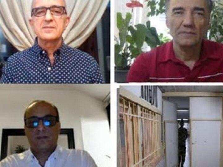 گفتگو با دو زندانی سیاسی سابق در زندان وکیل آباد مشهد: رضا پورکریمی و پیروز زورچنگ