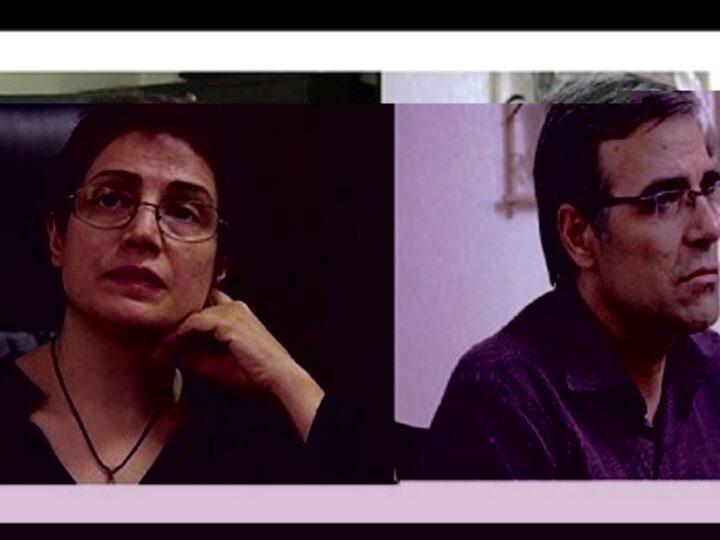 گفتگو با رضا خندان همسر نسرین ستوده درباره خواستها و تداوم اعتصاب غذای این زندانی سیاسی