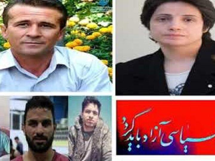 جان جعفر عظیم زاده و سایر زندانیان سیاسی در خطر است، گزارش سعید افشار و مهرآفاق مقیمی
