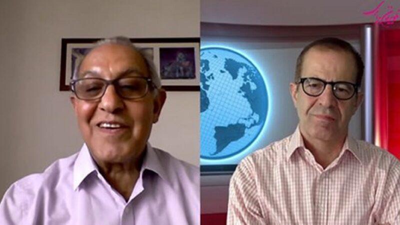 گفتگوی سیاسی هفته: علی دماوندی با ابراهیم آوخ