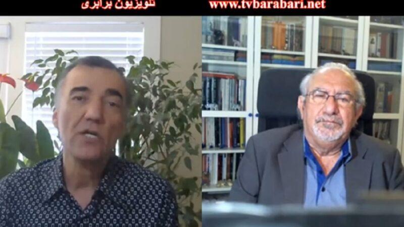 دیالوگ هفته: خیزشهای مردمی پیش رو، تدارک رژیم، تدارک ما ؟ حسن حسام و آرش کمانگر