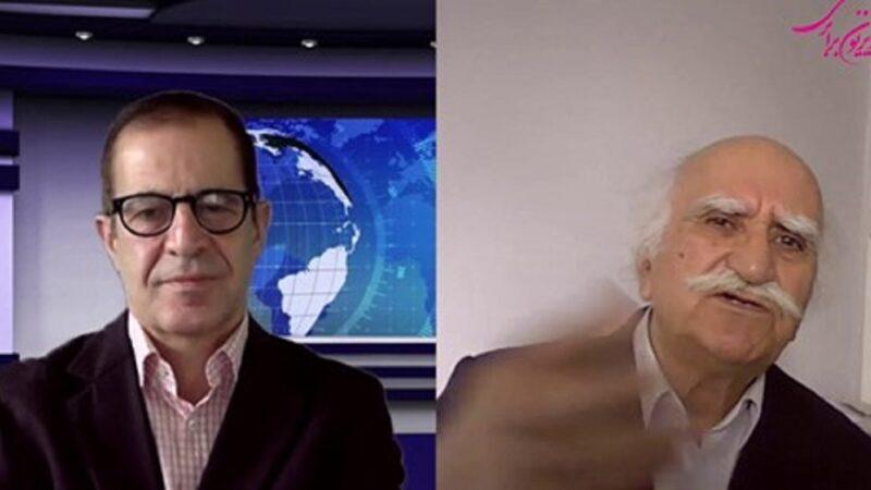 برگی ازتاریخ در گفتگوی علی دماوندی با یوسف اردلان