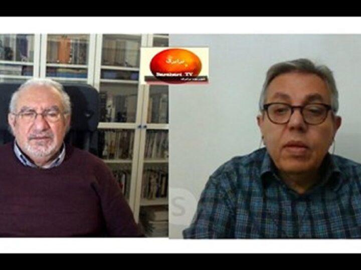 نیم نگاه: تحلیل اجمالی وقایع مهم ماه، برنامه ای از بیژن سعیدپور و حسن حسام