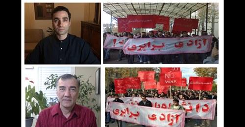 """برگی از تاریخ: نگاهی به تجربه """"دانشجویان آزادیخواه و برابری طلب ایران"""" گفتگو با کاوه عباسیان"""