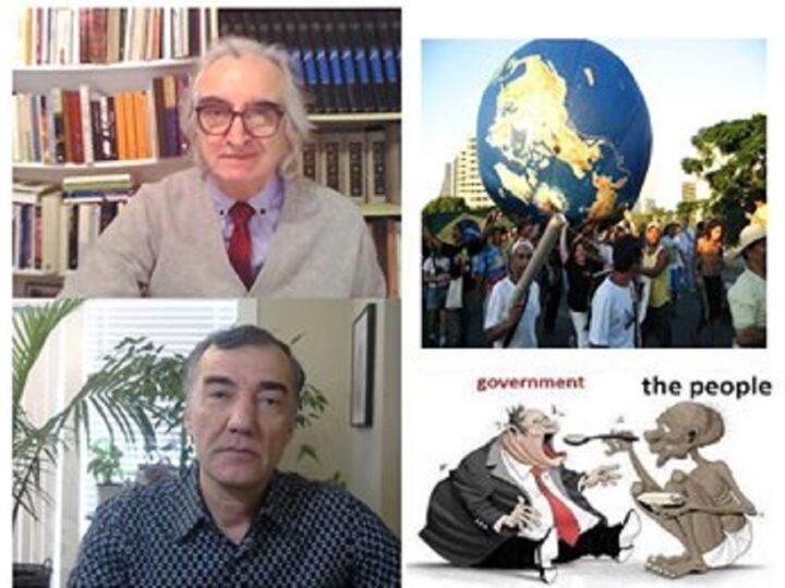 جهان و خاورمیانه در سالی که گذشت، گفتگو با بهروز عارفی