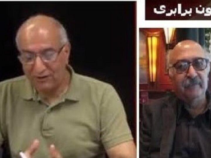 سالروز جنبش ملی دمکراتیک آذربایجان ایران، گفتگو با شهاب برهان