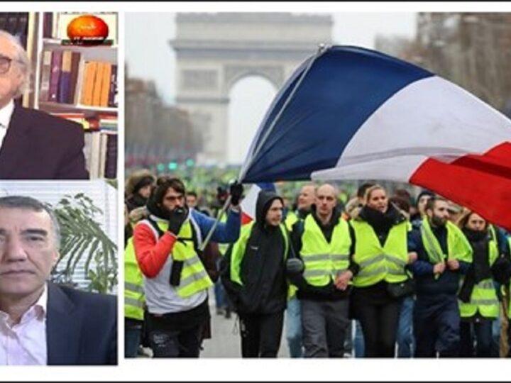 نگاهی به تحولات فرانسه در سالی که گذشت، گفتگو با بهروز عارفی