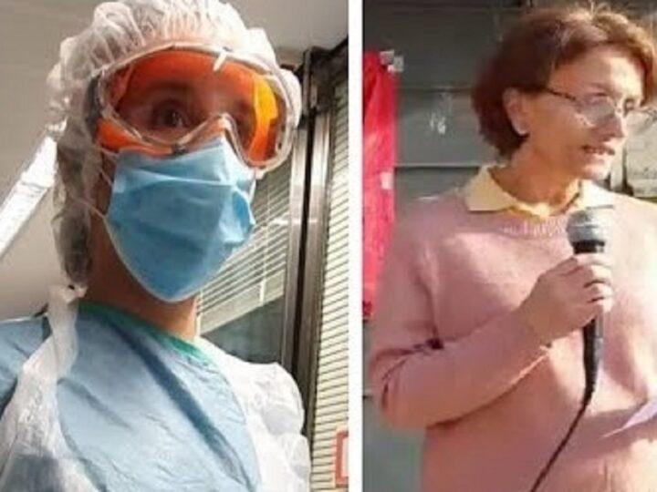 پرستاران در سال کرونائی، زندگی کار مبارزه، گفتگو با مهرآفاق مقیمی