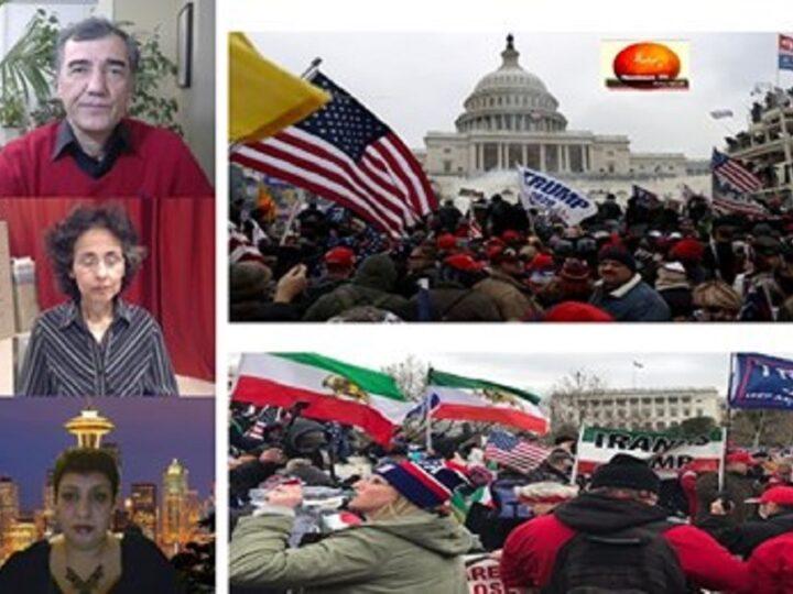 کودتای فاشیستی در امریکا، آینده ترامپیسم و چشم انداز جنبشها، گفتگو با فریدا آفاری و شادیارعمرانی