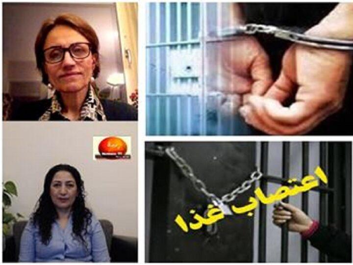 اهداف رژیم اسلامی از تشدید فشار بر زندانیان سیاسی، گفتگوی مهرآفاق مقیمی با شراره رضایی